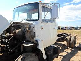 100 1972 Ford Truck Parts FORD LN600 Stock 34531 Cabs TPI