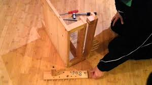 Portable Fly Tying Bench Plans by Flytying Bench Mb Part 01 Youtube