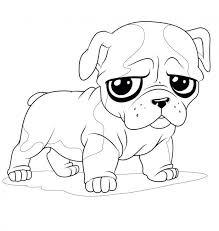 Newborn Puppy Coloring Pages Print Cute Baby Puppies Bulldog Lab Colorado Pets Springs Pictures