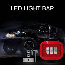 30W 4000LM Spot LED Work Light Bar Offroad Car Truck Boat Fog Lamp ... 4x Offroad 4inch 18w Led Light Bar Pods 4wd Truck Jeep Flood Bumper Amazoncom Led Bars 18w 9v30v Cree Driving Lights Best Led Light Bars For Truck Dualrow 300w 52inch Spot Car Boat 30in Singlerow Hidden Mounting Brackets 20 Inch 100w Spotflood Combo 8560 Lumens Cree How To Install An Bar On The Roof Of My Better Dot Approved 40 42in 240w On Trucks Common Installation Issues Questions Chevrolet Silverado Stealth Torch Series 1 30 Top Ubox Tailgate Strip Waterproof 60 Yellowredwhite