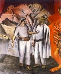 Famous Mexican Mural Artists by Mexican Muralism Los Tres Grandes David Alfaro Siqueiros Diego