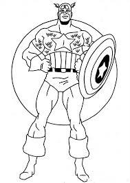 Free Printable Coloring Pages Superheroes Me