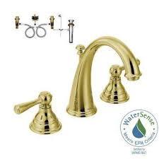 brass moen bathroom faucets bath the home depot