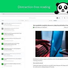 Panda news reader Alternatives and Similar Software AlternativeTonet