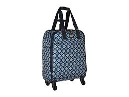 brighton messina wheeled weekender bag at zappos com