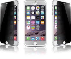 OptiGuard Flexi Privacy screen protectors for iPhone 6s Plus 6 Plus