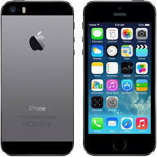 Amazon Apple iPhone 5S 16 GB Space Gray Cell Phones
