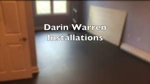 Rosco Adagio Dance Floor by Harlequin Dance Floor Install Not An Instructional Video Youtube