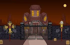 Halloween Street Escape Walkthrough by Boy Rescue From Scary House Escape Walkthrough
