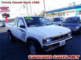 100 1995 Nissan Truck Pickup For Sale ClassicCarscom CC877509