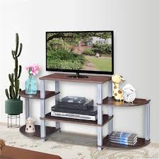Details About 3Cube Flat Screen TV Stand Storage Shelves HW60171 WC