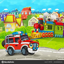 Train Scene On The Meadow With Off Road Fireman Truck — Stock Photo ... Aliexpresscom Buy Original Box Playmobile Juguetes Fireman Sam Full Length Of Drking Coffee While Sitting In Truck Fire And Vector Art Getty Images Free Red Toy Fire Truck Engine Education Vintage Man Crazy City Rescue Games For Kids Nyfd With Department New York Stock Photo In Hazmat Suite Getting Wisconsin Femagov Paris Brigade Wikipedia 799 Gbp Firebrigade Diecast Die Cast Car Set Engine Vienna Austria Circa June 2014 Feuerwehr Meaning Cartoon Happy Funny Illustration Children