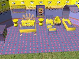 Spongebob Bedroom Set by Mod The Sims Spongebob Bedroom Set