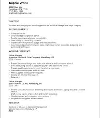 Sample Resume Of Purchase Manager Related Post Purchasing