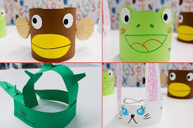 Diy Paper Craft Hats Instructions