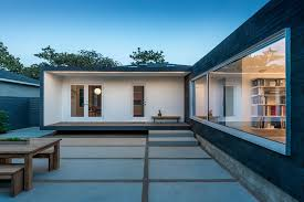 100 Modern Houses Los Angeles Rear Window House Modern Addition In Culver City Los