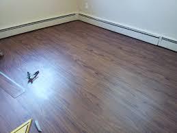 Wood Looking Vinyl Floor In Feasterville Pennsylvania