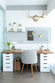 Bush Cabot L Shaped Desk Dimensions by Best 25 L Shaped Desk Ideas On Pinterest Office Desks Wood