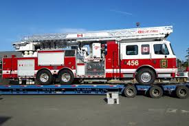 100 New Fire Trucks Fighters Reach New Heights Pacific Navy S