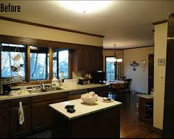 Kitchen Reno Before And After Pictures KitchenRenoBeforeandAfterPictures