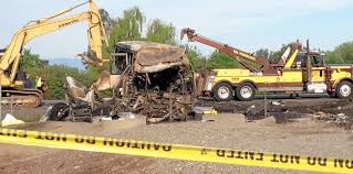 California Bus Crash: FedEx Truck Was On Fire Before Fatal Collision ... Driver In M1 Crash That Killed Eight People Had Been Asleep Lorry Third Lawsuit Filed Fedex Truck 10 Holiday Hangup Packages Litter Highway After Wreck 1 Killed In Accident Involving Truck Fort Worth Youtube Towing Stock Photos Images Alamy Offers Condolences Death Of Sacramento Delivery Driver Video Fatal I20 Accident Meridianstarcom Hits House Twovehicle Greensboro Myfox8com Overturned Blocks Metro Gold Line Tracks Pasadena Watch Harrowing Ride As Rig Sidwipes School Bus On I78 Backs Up I35 Traffic Traffic Watribcom Train Collides With Ups Stilwell Smithfayetteville