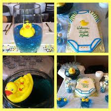 Duck Themed Baby Shower Baby Jayden Baby Shower Duck