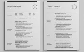 Pages Templates Resume Best Free The Zip