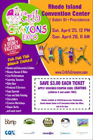 Packing up and heading to Cribs and Crayons Expo