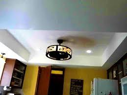 apartments knockout lights best fluorescent kitchen ceiling