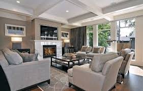 Unique Living Room With Fireplace Ideas 30 Multifunctional And Modern Designs Tv