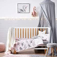 moskitonetz kinder babys bett dekoration baumwolle