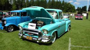 1956 GMC Pickup Truck - YouTube No Reserve 1956 Gmc Series 100 For Sale On Bat Auctions Sold Panel Truck Ideal Classic Cars Llc Deluxe Edition Pickup S55 Monterey 2013 Gmc Car Stock Photos Sale Classiccarscom Cc1079952 File1956 Halfton Pick Up 54101600jpg Wikimedia Commons Sonardsp Sierra 1500 Regular Cabs Photo Gallery At Cardomain Pickup Truck Print White 500 Pclick Chips Chevy Trucks Luxury File Blue Chip Pick Up 1957 Gmc Coe Cabover Ratrod Gasser Car Hauler 1955 Chevy Other Truck Hotrod Chevrolet Pontiac Drag Custom