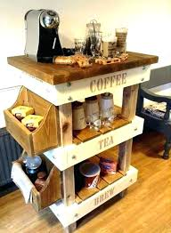 Office Coffee Station Furniture Modern Eclectic Kitchen 2 Commercial Home Improvement Ideas Stand