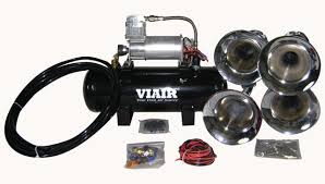 Loud Mouth 150 PSI Quad Train Horn Kits Is Easy To Install. The Kit ... Universal Fourtrumpet Air Train Horn Kit For Cartruckboat Truck Kit Two Trumpet 110 Psi 12v Dc Compressor Pssure Pair Loud 2 Big Rig Semi Air Horns Viair 150psi Sale Hornblasters Train Horn Install Truckin Magazine 12v Chrome Dual Trumpet Compressor Car Boat Wolo Mfg Corp Air Horns Horn Accsories Comprresors Lumiparty 178db Super Fort Double Trompette Voiture Azir 135db With Two Trumpets And Unique Bargains Sliver Tone Metal Lond Sound 3trumpet 150db 24v Auto Four 4 Alloy Tone Of Texas