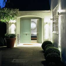 as well as gorgeous front door wall lights pertaining