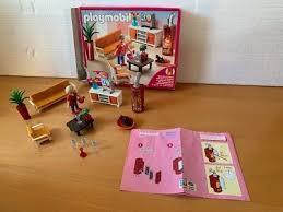 playmobil behagliches wohnzimmer 5332 und schickes