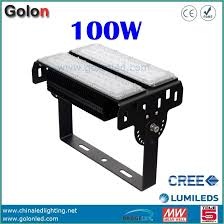 lighting 100w outdoor led light replace 400w metal halide l