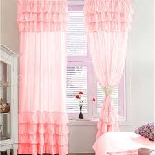 Pink Ruffle Blackout Curtains by 346 Best Curtains Images On Pinterest Curtains Window Coverings