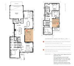 100 Contemporary Homes Perth The Oceania Two Storey Home Design By Express Living