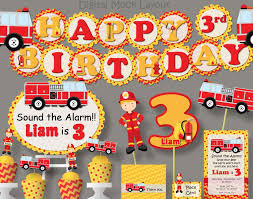 Firetruck Birthday Decorations - Fire Truck Birthday Banner ... Fire Truck Birthday Banner For Firetruck Party Decorations Etsy 10 Awesome Ideas Tanner Pinterest Food Fireman Centrepiece Perfect Supplies The Journey Of Parenthood Flower Centerpieces Of Fine Whosale Globos 50pcslot 7050cm Car Balloon Fire Engine Fighter Photo Prop 94 X 64 Cm Toddler At In A Box Firefighter Adult Tablcapes Oh My Omiyage