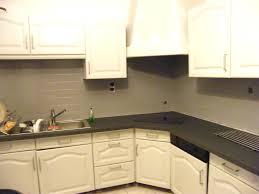 cuisine marron et blanc credence cuisine marron indogate faience gris et 5 1360x1013