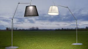 Tolomeo Mega Floor Lamp Canada by Artemide Tolomeo Paralume Outdoor