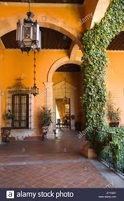 100 Home Interior Mexico MEXICO Guanajuato Colonial Home Interior Wealthy Silver Baron Stock