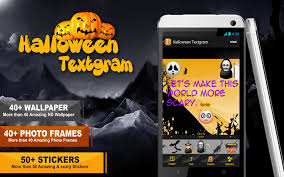 Scary Halloween Ringtones Free by Halloween Textgram Write On Halloween Costumes Android Apps On