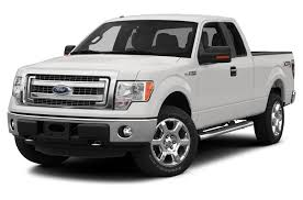 100 2013 Ford Truck F150 FX4 4x4 SuperCab Styleside 65 Ft Box 145 In WB