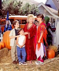 Halloweentown 4 Trailer by Halloweentown Cast Reunion Debbie Reynolds