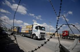 Israel Reopens Gaza's Only Commercial Crossing Amid Fragile Calm - WSJ Florida 595 Truck Stop Meca Chrome Accsories Davie Fl Bayou Kitchen Crawfish Kings Houston Food Trucks Roaming Hunger I 80 Restaurant Dot Cdl Physical Exam Locations Ft Lauderdale Hollywood Truckstop Youtube An Ode To Stops An Rv Howto For Staying At Them Girl Movin Out The Evolution Of Led Lights Varney Chevrolet In Pittsfield Bangor And Augusta Me Truckers Carriers Showed Many Acts Kindness 2017 Ckroll Diner Home Roanoke Virginia Menu Prices