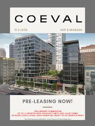 100 Studio Dwell Chicago COEVAL Now PreLeasing 100 DWELL CHICAGO