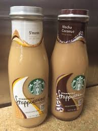 Starbucks Low Calorie Iced Coffee Milk Bottle