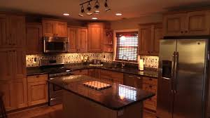 kitchen lighting counter lighting options cabinet